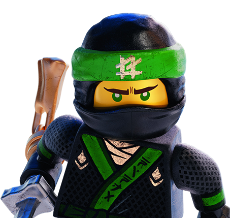 THE LEGO NINJAGO MOVIE | Characters