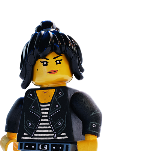 The Lego Ninjago Movie Characters